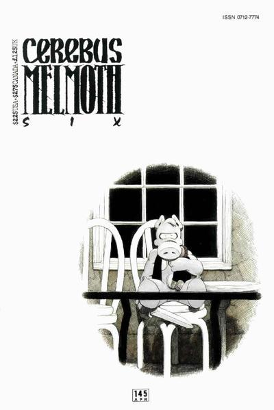Cover for Cerebus (Aardvark-Vanaheim, 1977 series) #145