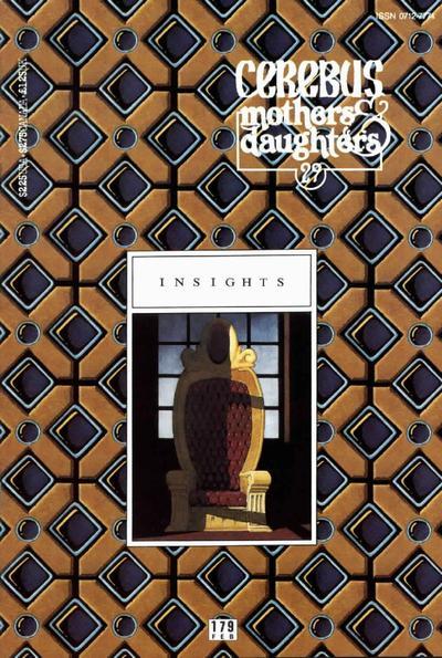 Cover for Cerebus (Aardvark-Vanaheim, 1977 series) #179