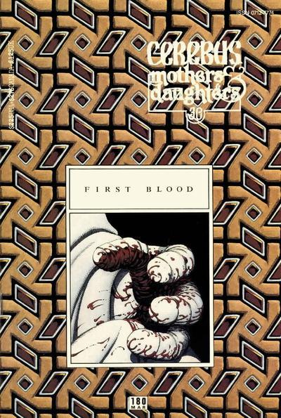 Cover for Cerebus (Aardvark-Vanaheim, 1977 series) #180
