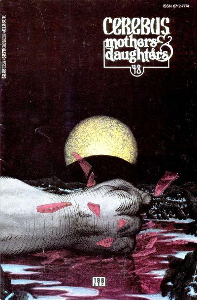 Cover for Cerebus (Aardvark-Vanaheim, 1977 series) #198