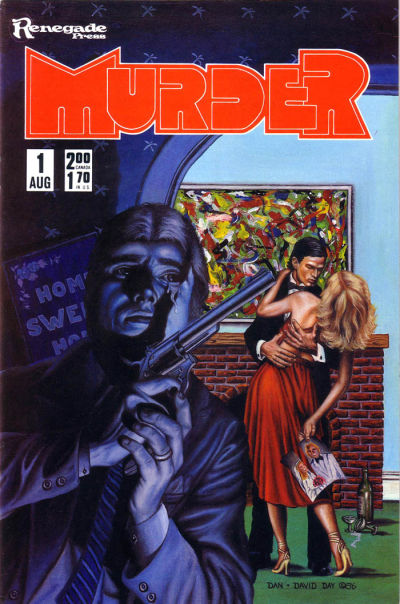 Cover for Murder (Renegade Press, 1986 series) #1
