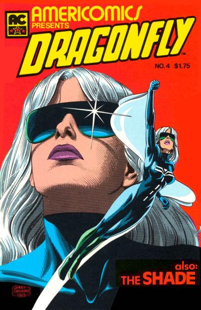 Cover for Americomics (AC, 1983 series) #4