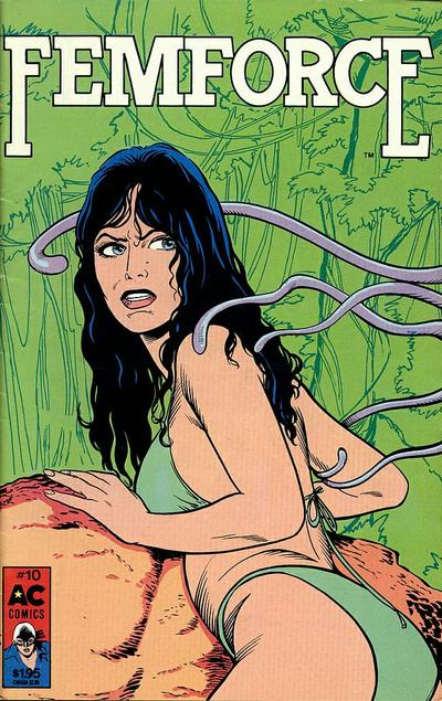 Cover for FemForce (AC, 1985 series) #10