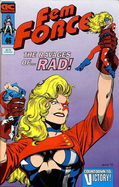 Cover for FemForce (AC, 1985 series) #46