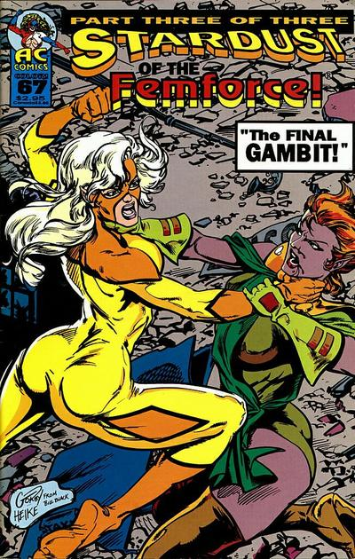 Cover for FemForce (AC, 1985 series) #67
