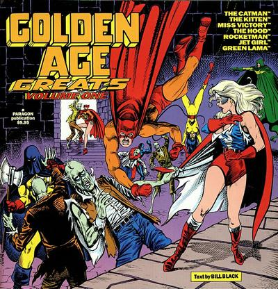 Cover for Golden-Age Greats (AC, 1994 series) #1
