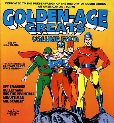 Cover for Golden-Age Greats (AC, 1994 series) #4