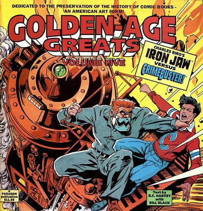 Cover for Golden-Age Greats (AC, 1994 series) #5