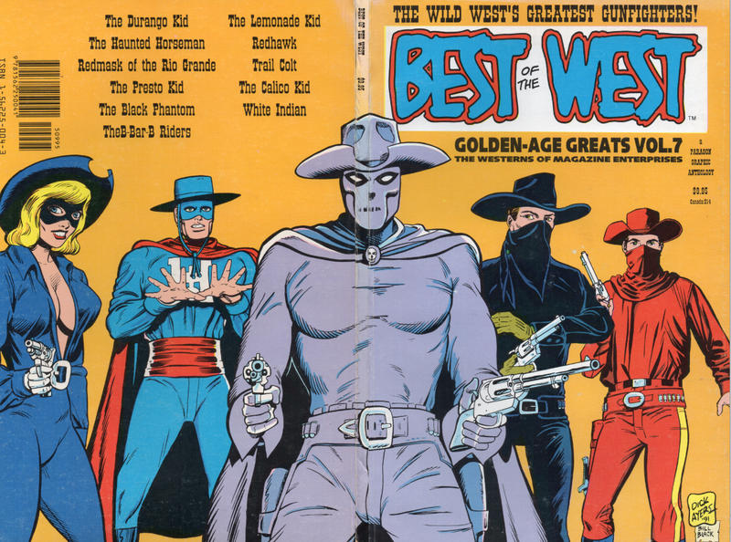 Cover for Golden-Age Greats (AC, 1994 series) #7