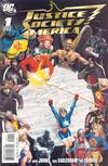 Cover for Justice Society of America (DC, 2007 series) #1 [Alex Ross Cover]