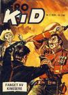 Cover for Nero Kid (Serieforlaget / Se-Bladene / Stabenfeldt, 1975 series) #2/1976