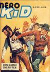 Cover for Nero Kid (Serieforlaget / Se-Bladene / Stabenfeldt, 1975 series) #4/1975