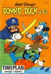 Cover for Donald Duck & Co (Hjemmet / Egmont, 1948 series) #34/1968