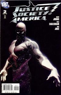 Cover Thumbnail for Justice Society of America (DC, 2007 series) #2 [Alex Ross Cover]