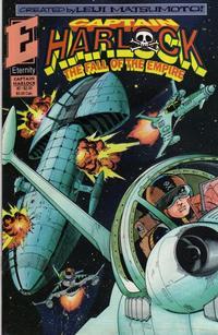 Cover Thumbnail for Captain Harlock: Fall of the Empire (Malibu, 1992 series) #2