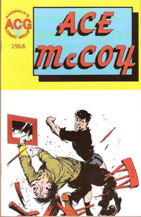 Cover Thumbnail for Ace McCoy (Avalon Communications, 1999 series) #3
