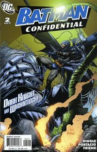 Cover Thumbnail for Batman Confidential (DC, 2007 series) #2