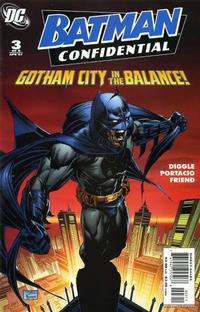 Cover Thumbnail for Batman Confidential (DC, 2007 series) #3