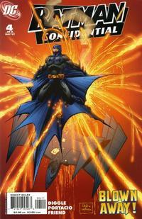 Cover Thumbnail for Batman Confidential (DC, 2007 series) #4