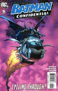 Cover Thumbnail for Batman Confidential (DC, 2007 series) #5