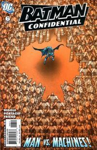 Cover Thumbnail for Batman Confidential (DC, 2007 series) #6