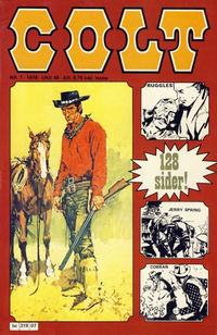 Cover Thumbnail for Colt (Semic, 1978 series) #7/1978