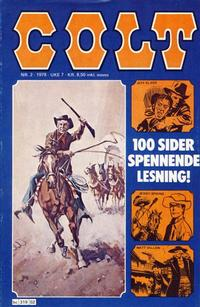Cover Thumbnail for Colt (Semic, 1978 series) #2/1978