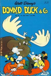 Cover Thumbnail for Donald Duck & Co (Hjemmet / Egmont, 1948 series) #30/1970