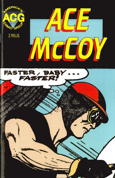 Cover for Ace McCoy (Avalon Communications, 1999 series) #2