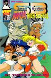 Cover for Small Bodied Ninja High School (Antarctic Press, 1992 series) #3
