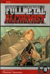 Cover for Fullmetal Alchemist (Viz, 2005 series) #10