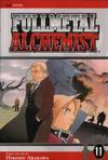 Cover for Fullmetal Alchemist (Viz, 2005 series) #11
