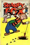 Cover for Sharpy Fox (I. W. Publishing; Super Comics, 1958 series) #1
