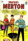 Cover for Meet Merton (I. W. Publishing; Super Comics, 1958 series) #18
