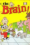 Cover for The Brain (I. W. Publishing; Super Comics, 1958 series) #4