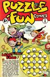 Cover for Puzzle-Fun Comics (George W. Dougherty Publishing Company, 1946 series) #1