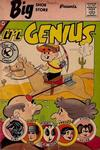 Cover for Li'l Genius (Charlton, 1959 series) #14 [Big Shoe Store]