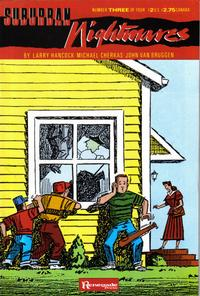 Cover Thumbnail for Suburban Nightmares (Renegade Press, 1988 series) #3