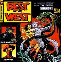 Cover Thumbnail for Best of the West (AC, 1998 series) #3