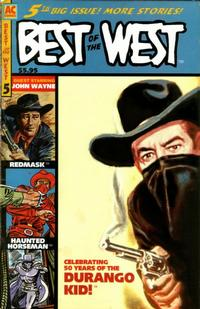 Cover Thumbnail for Best of the West (AC, 1998 series) #5