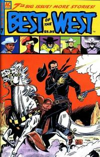 Cover Thumbnail for Best of the West (AC, 1998 series) #7