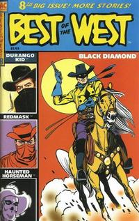 Cover Thumbnail for Best of the West (AC, 1998 series) #8