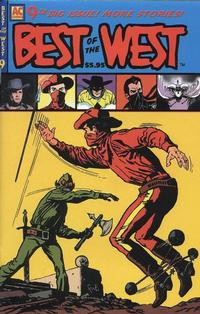 Cover Thumbnail for Best of the West (AC, 1998 series) #9