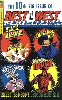 Cover Thumbnail for Best of the West (AC, 1998 series) #10