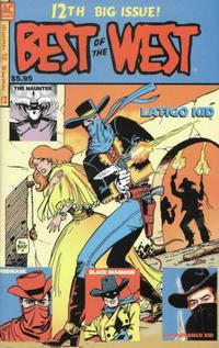 Cover Thumbnail for Best of the West (AC, 1998 series) #12