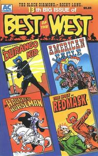 Cover Thumbnail for Best of the West (AC, 1998 series) #13