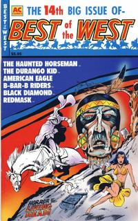 Cover Thumbnail for Best of the West (AC, 1998 series) #14