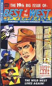 Cover Thumbnail for Best of the West (AC, 1998 series) #19