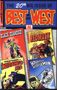 Cover Thumbnail for Best of the West (AC, 1998 series) #20