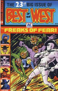 Cover Thumbnail for Best of the West (AC, 1998 series) #23